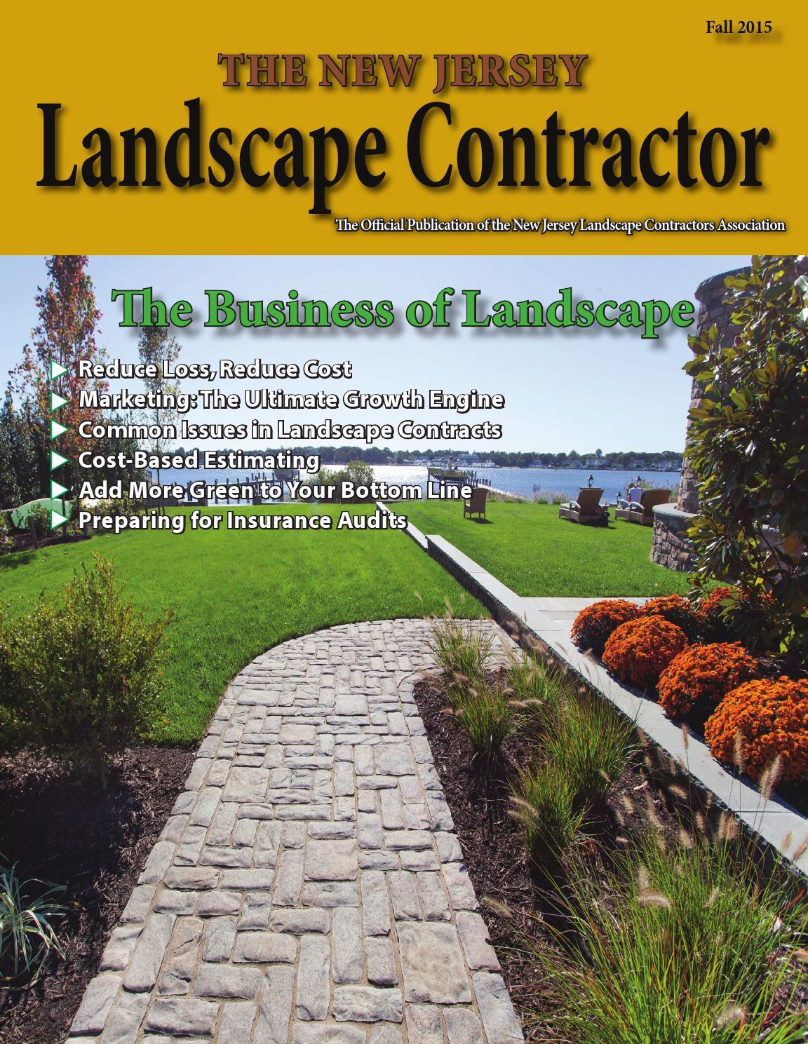 landscape magazines for contractors