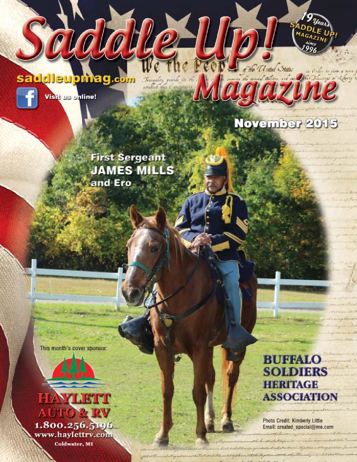 Saddle Up Dec 2010 by Saddle Up magazine - Issuu