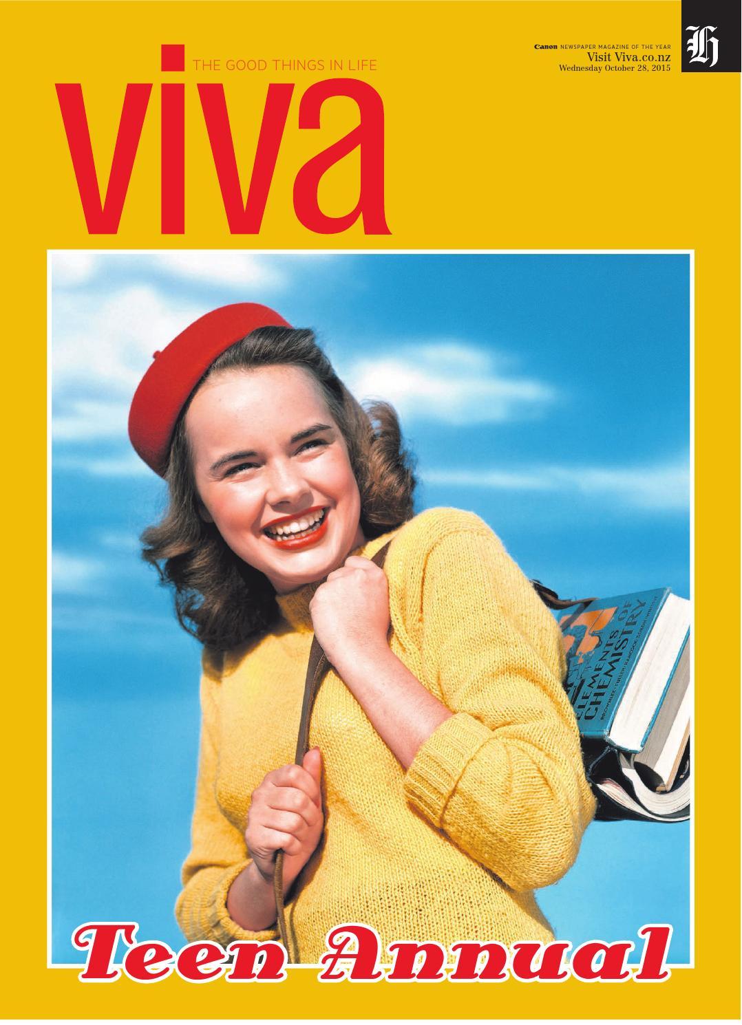 NZH Viva 28th October by NZME. - issuu