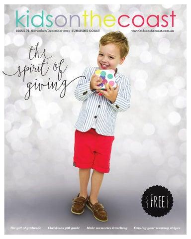 2b7fb4f976d Kids on the Coast Magazine Sunshine Coast. Issue 71. November ...