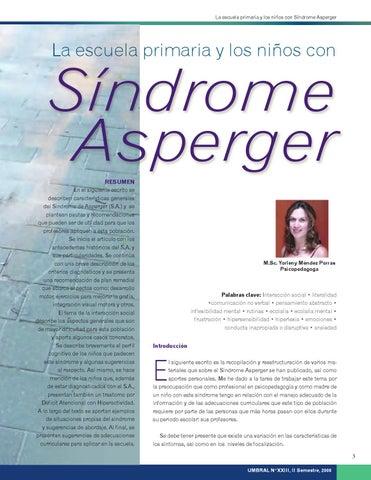 falta de erección síndrome de asperger