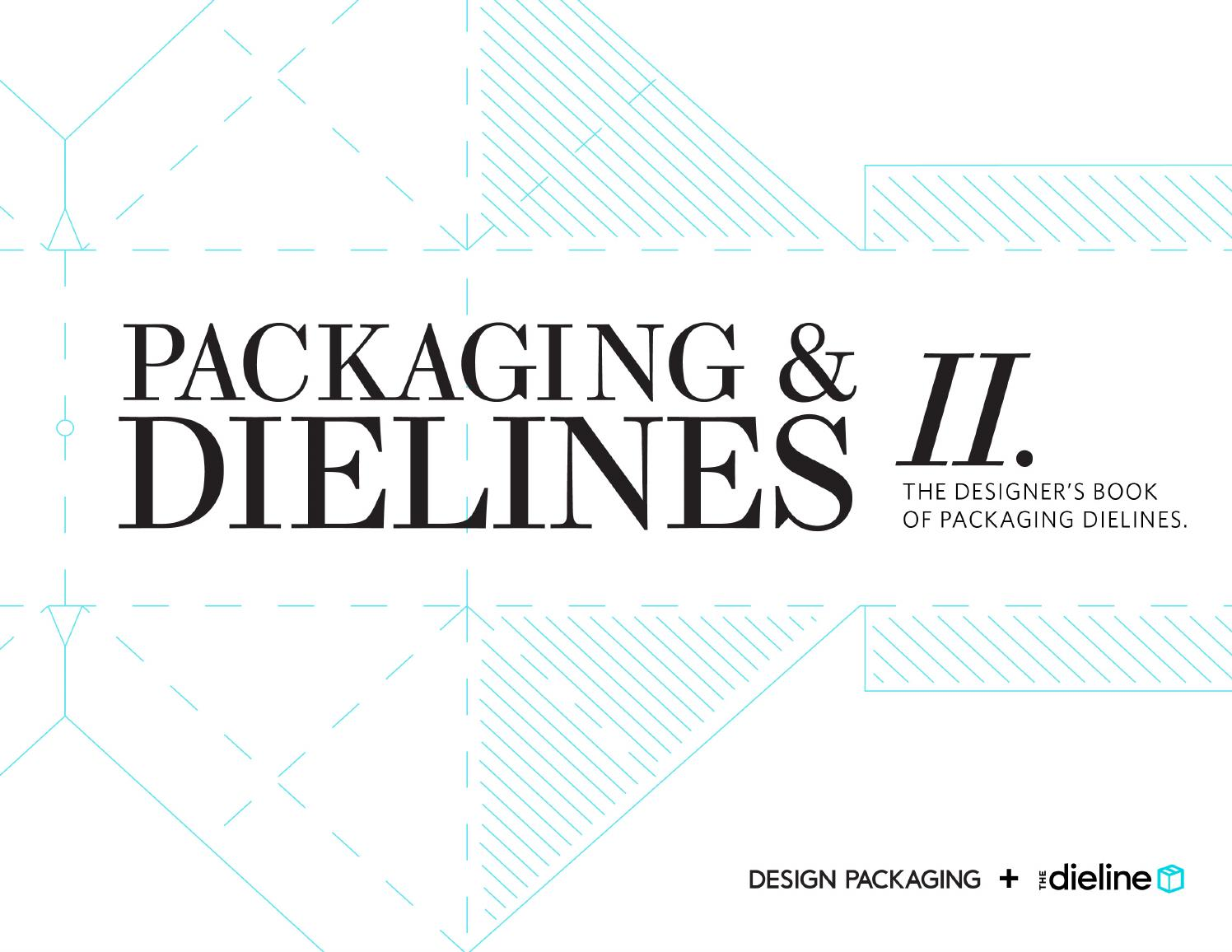 packaging dielines ii the designer s book of packaging dielines