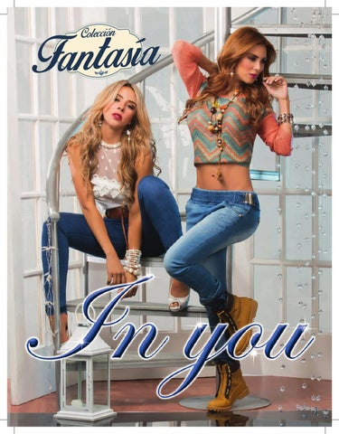 catálogo in you jeans 2015 2 by inyou jeans issuu