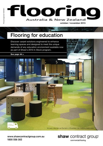 Flooring Oct-Nov 2015 by Elite Publishing Co Pty Ltd - issuu