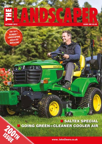 how to become a landscaper uk