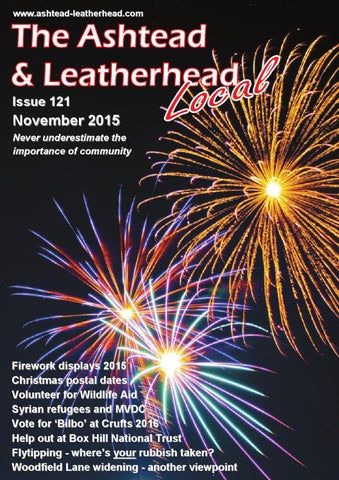 Ashtead   Leatherhead November 2015 by Ashtead Leatherhead - issuu b9454f8297