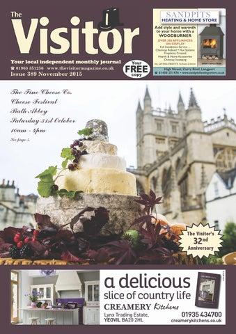 63edcf1e1 The Visitor Magazine 384 November 2015 by The Visitor Magazine - issuu
