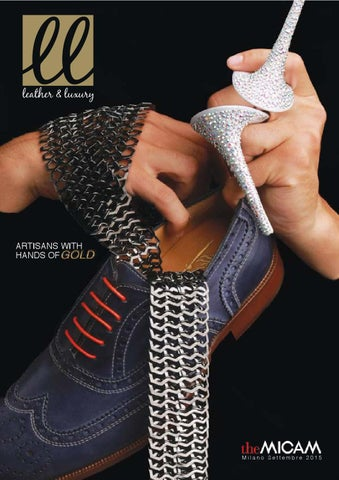 Leather   Luxury by MGA Comunicazione - issuu eed85b36d74