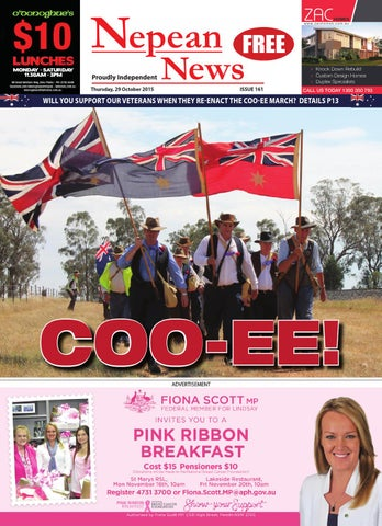 Nepeannews 29october2015 By Nepean News Issuu