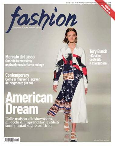 e5b21f06e6cf3 Fashion 14 2015 by Fashionmagazine - issuu