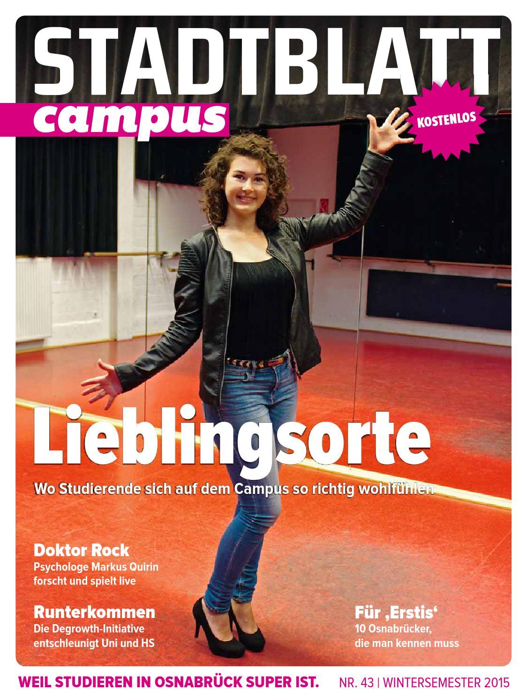 Campus Wintersemester 2015/16 by bvw werbeagentur - issuu