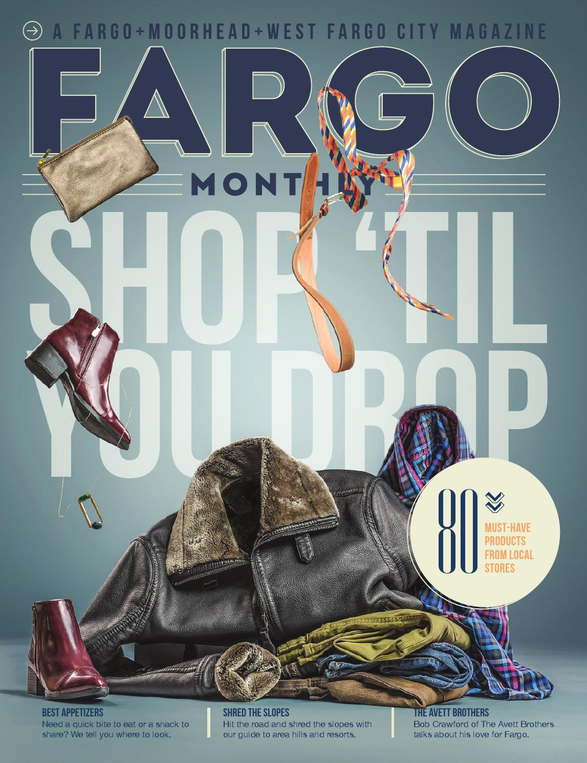 Fargo Monthly November 2015