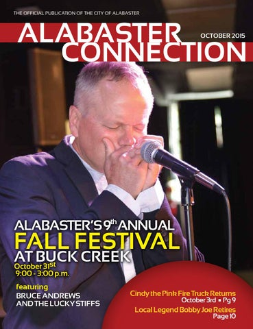 October 2015 Alabaster Connection By Me2graphicsllc Issuu