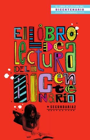 734e8dffc3 EL LIBRO DE LECTURA DEL BICENTENARIO by Plan Nacional de Lectura ...