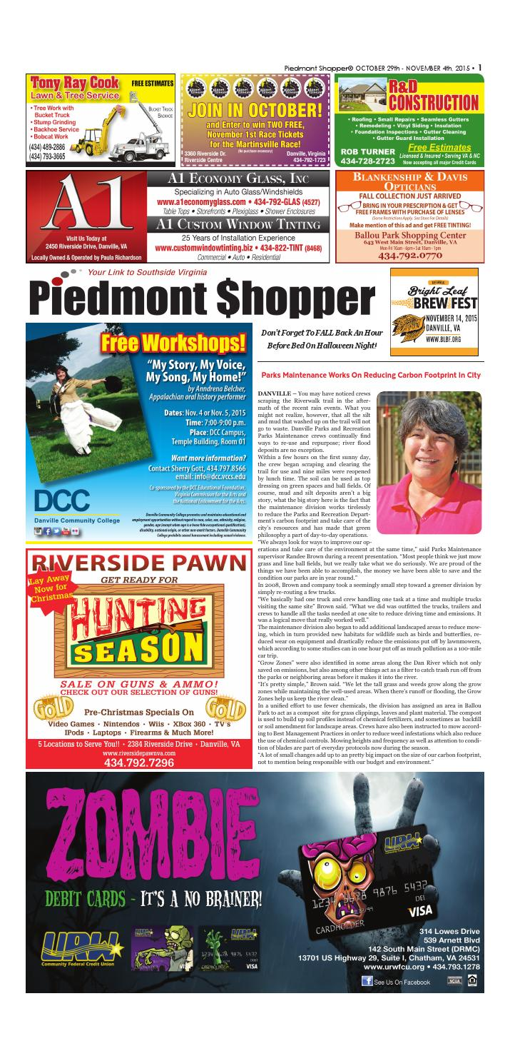 Piedmont Shopper October 29 November 4 2015 By Wiring For Front Component Speakersimg13701jpg Issuu