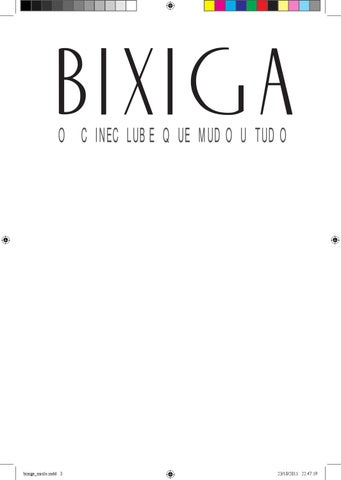 Bixiga, O Cineclube Que Mudou Tudo by Nathanna Raíssa - issuu 2e838bfb70