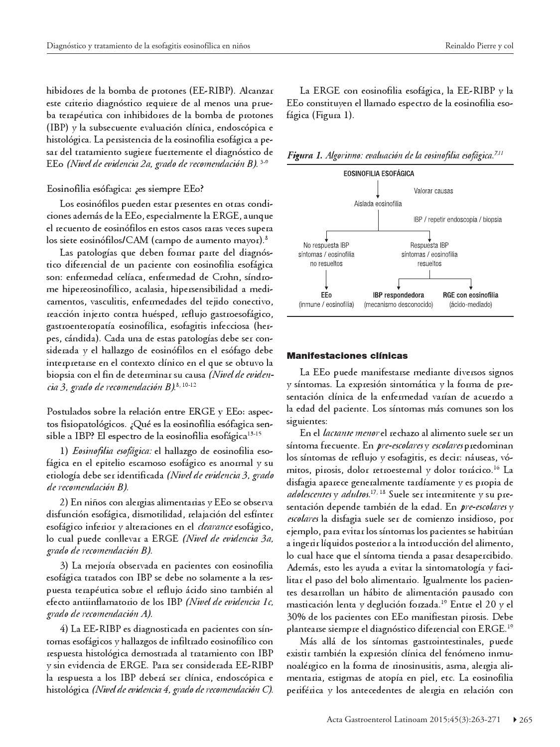 Tratamiento esofagitis grado b