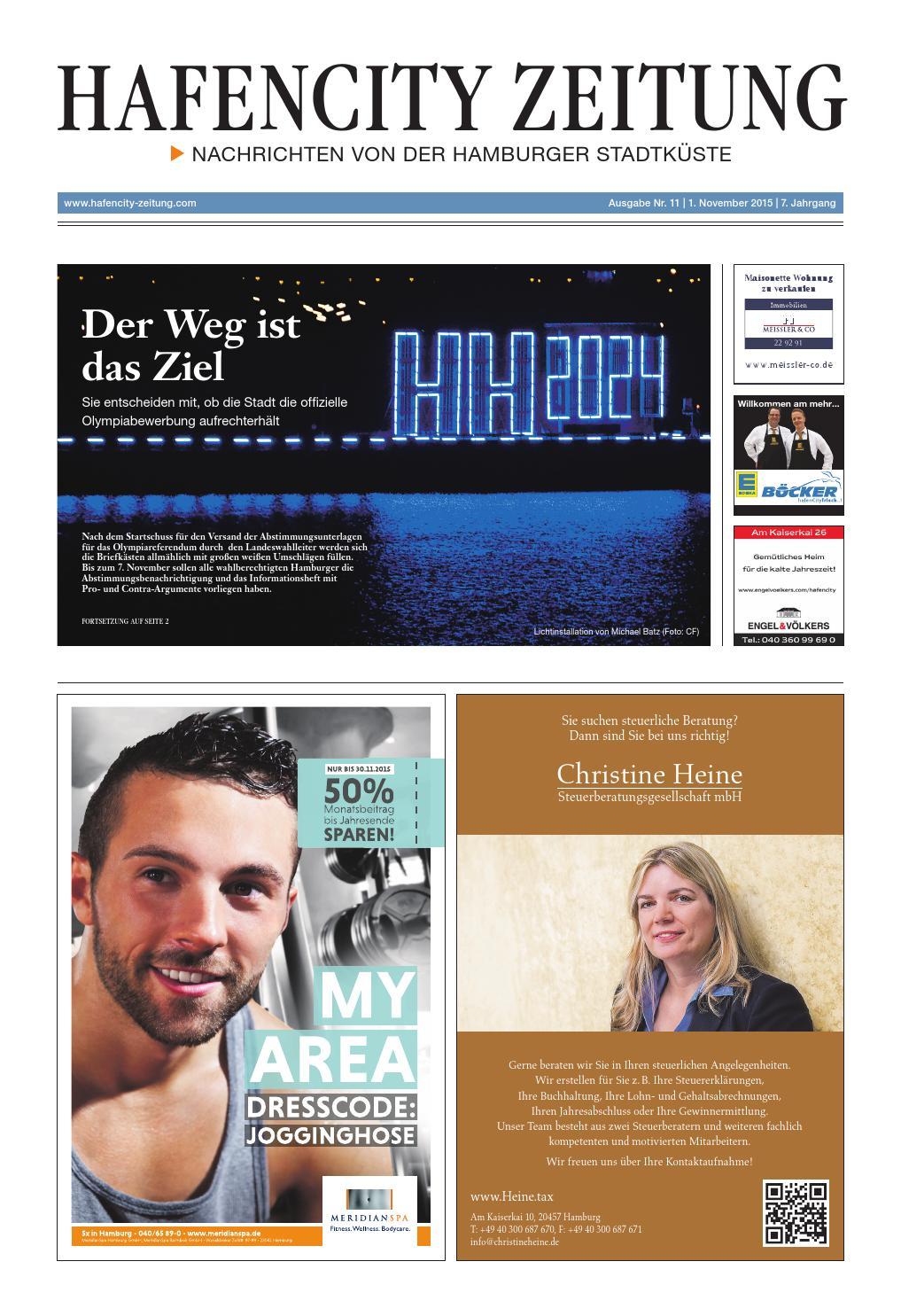 Hafencity Zeitung November 2015 by Michael Klessmann - issuu