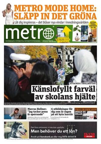 20151029 se stockholm by Metro Sweden - issuu dc9c4330165c8