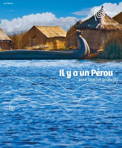 Manual Visit Departamentos Frances By Experiencias Issuu Peru rvwqxr