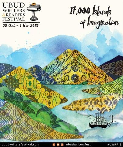 Ubud Writers & Readers Festival 2015 Program Book by Yayasan