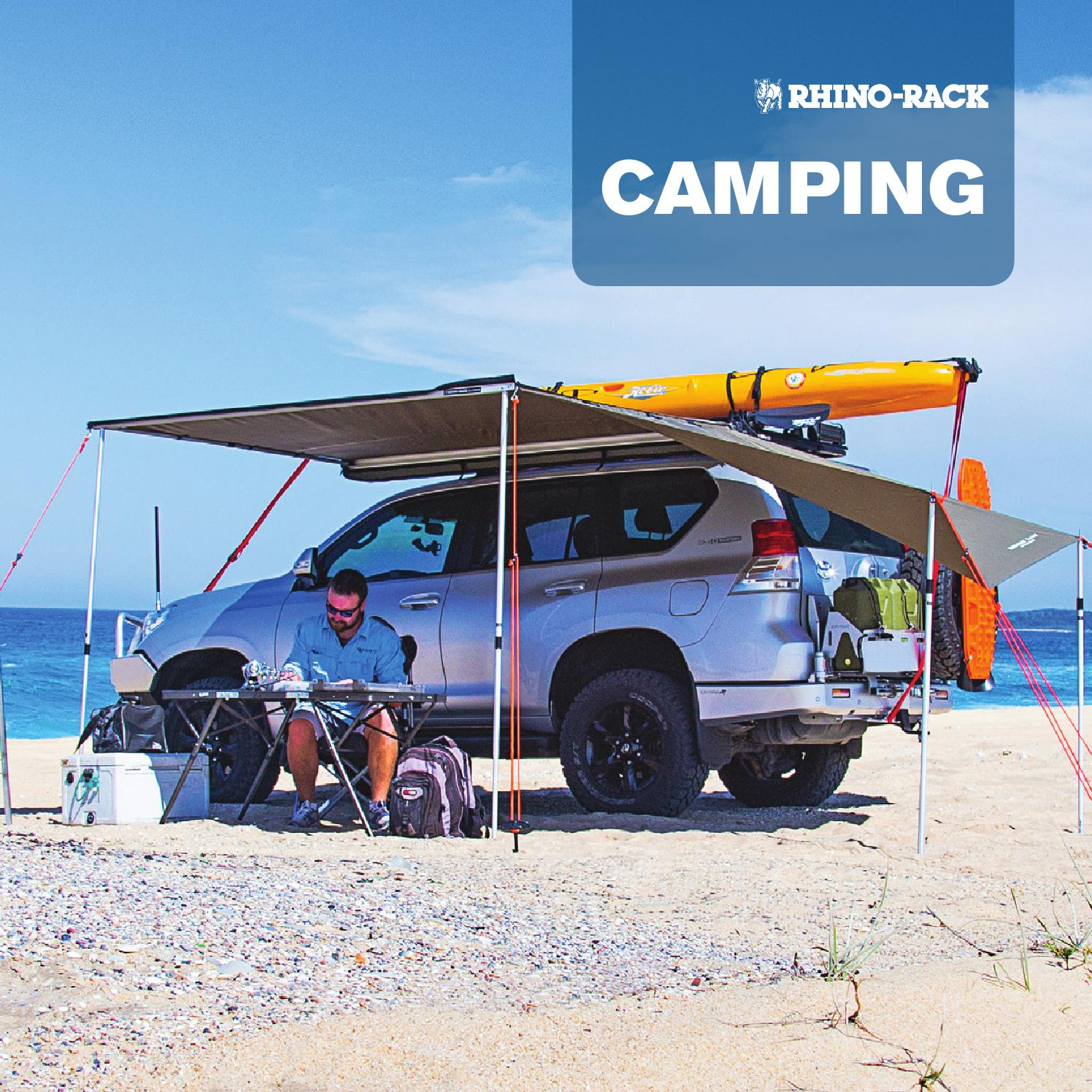 Rhino Rack Camping Brochure 2015 By