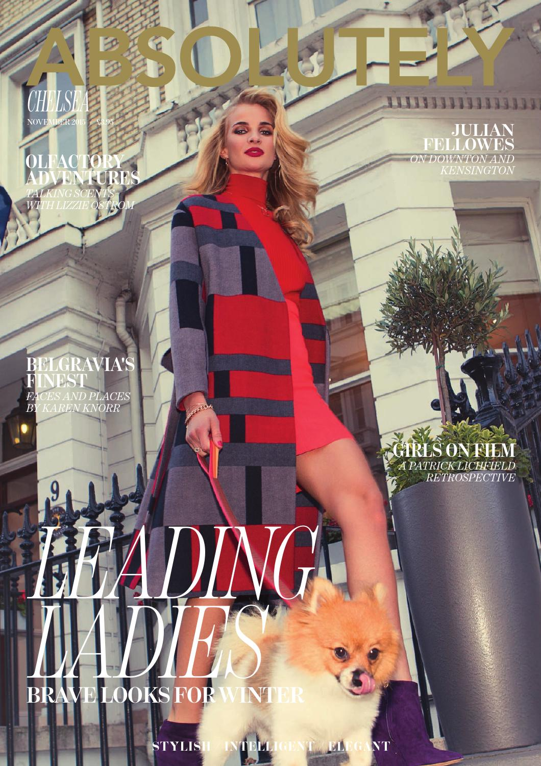 b97548deadd CHELSEA NOVEMBER 2015 by Zest Media London - issuu