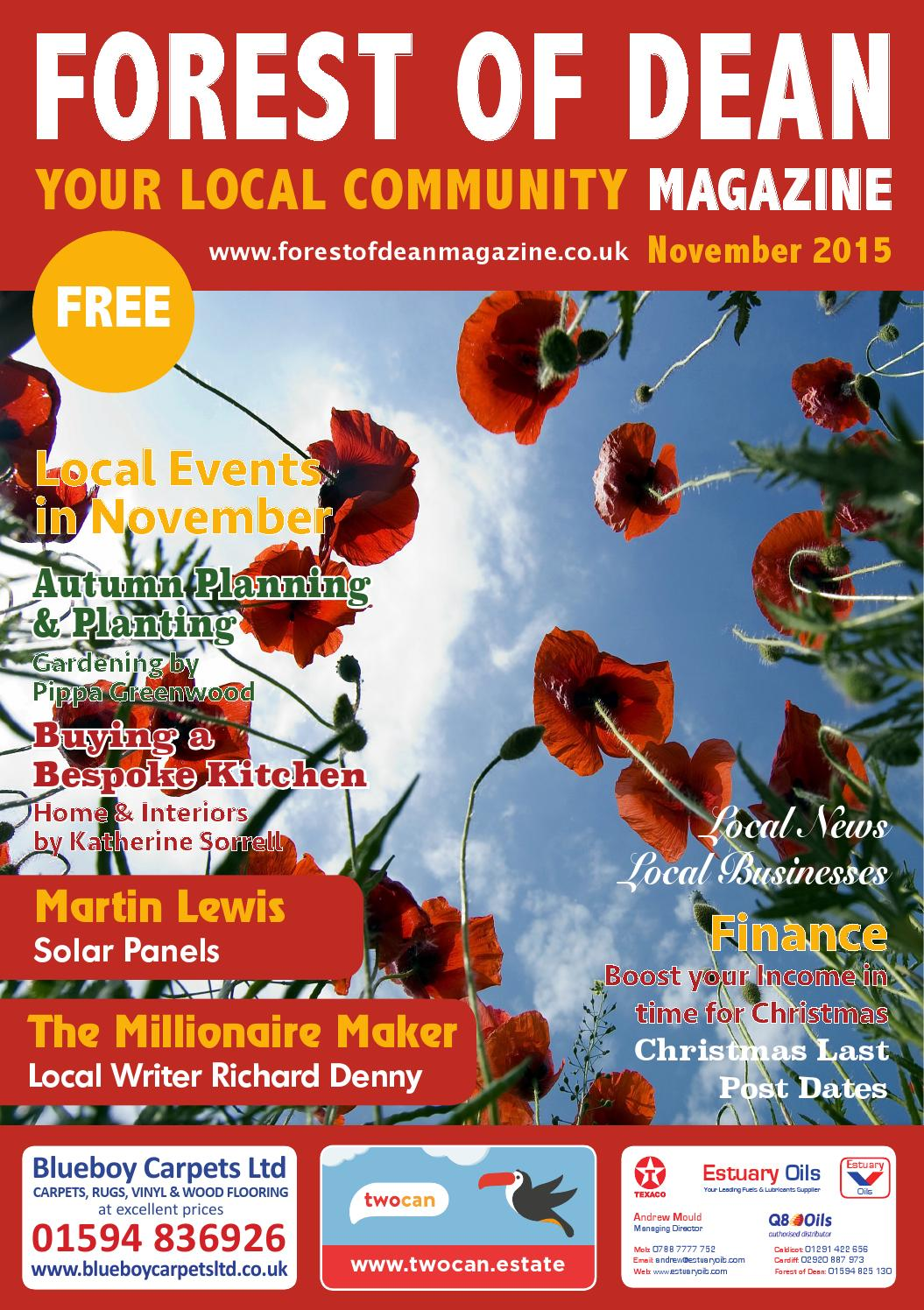 Forest of Dean Nov15 by Glos Directories - issuu
