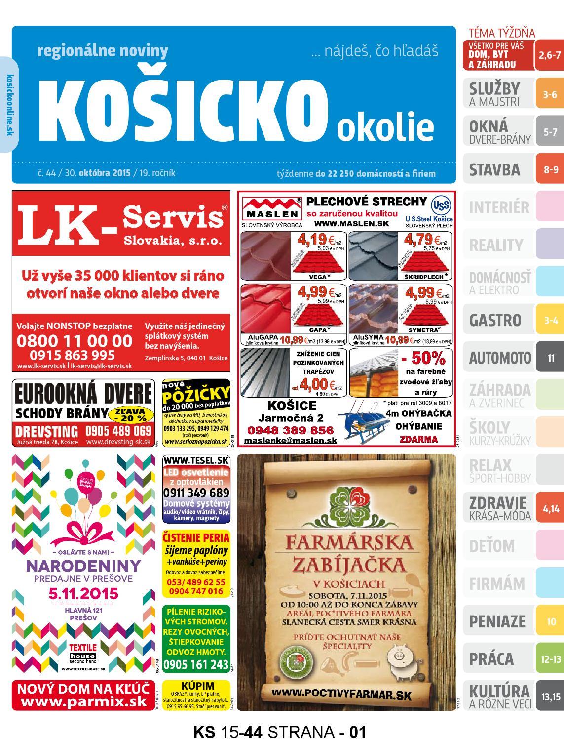 242b2e7ee46b1 Ks1544 by REGIONPRESS - Kosicko - issuu