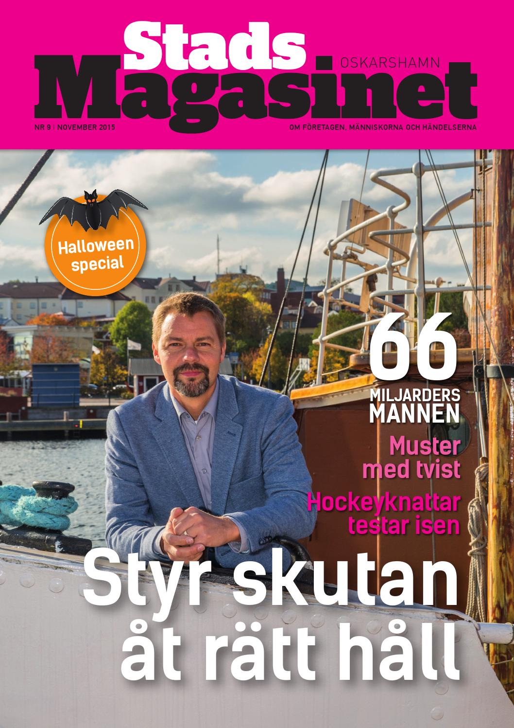 StadsMagasinet Nr 9 – 2015 by KrePart - issuu 5672ba6a03be9