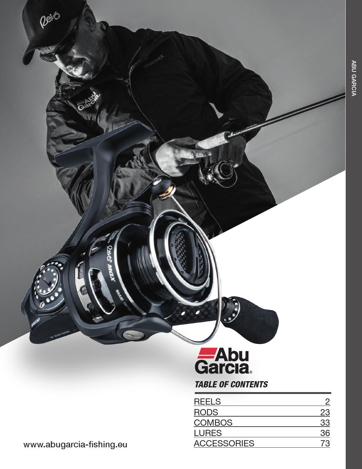 Abu Garcia ABU REVO FIT CAP S//M