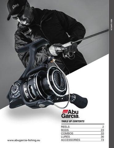 "Abu Garcia Ambassadeur S Telescoping Rod 8'6"" Medium 10-20 Lb Line"