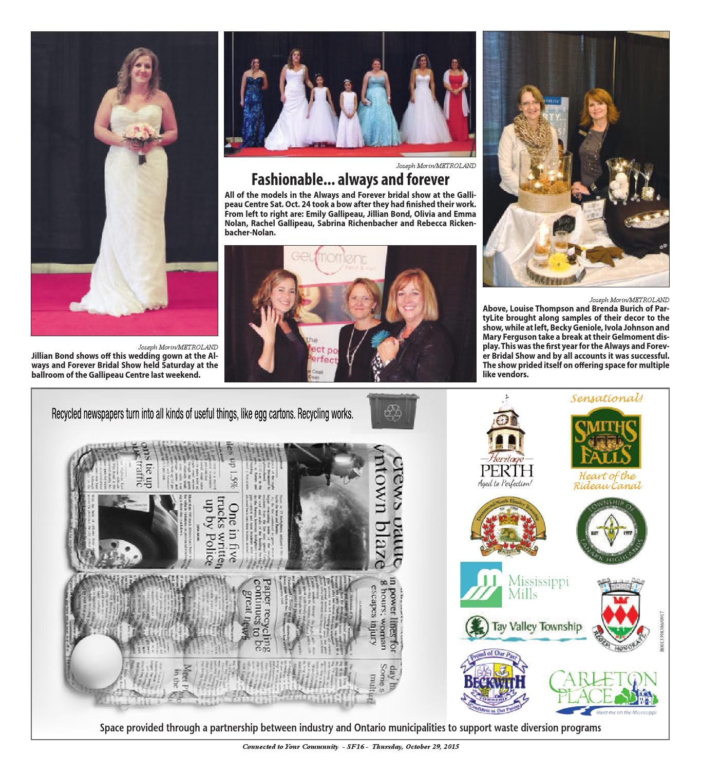 Smithsfalls102915 by Metroland East - Smiths Falls Record News - issuu