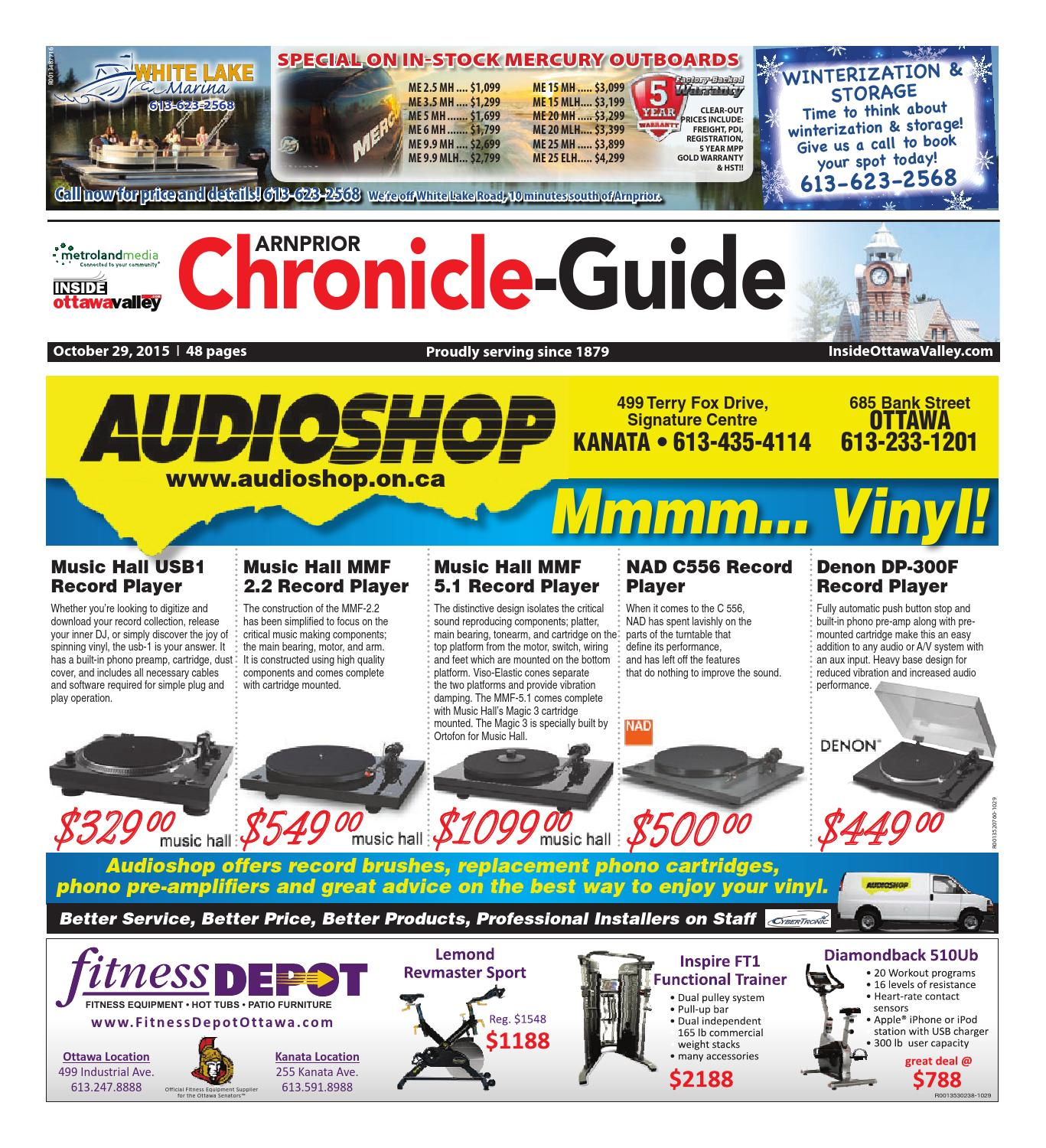 Arnprior102915 by metroland east arnprior chronicle guide issuu fandeluxe Image collections