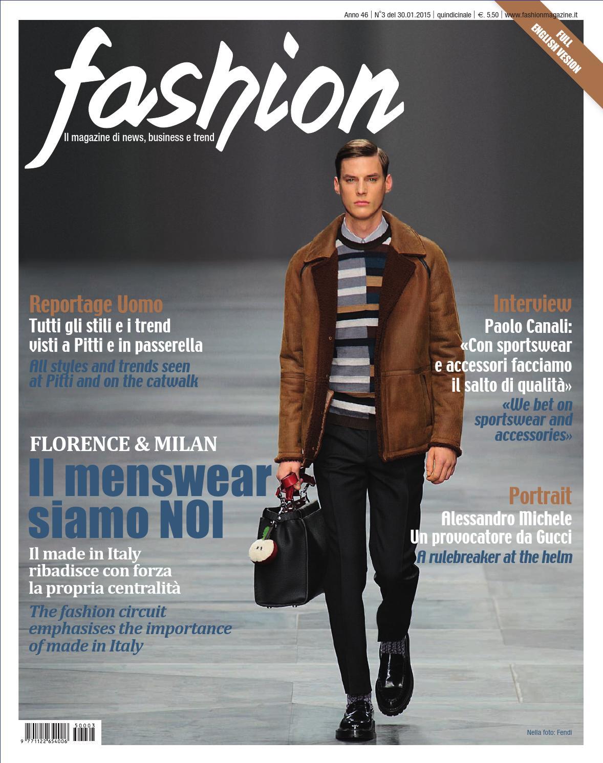 Fashion 3 2015 by Fashionmagazine - issuu 4d25c309d74