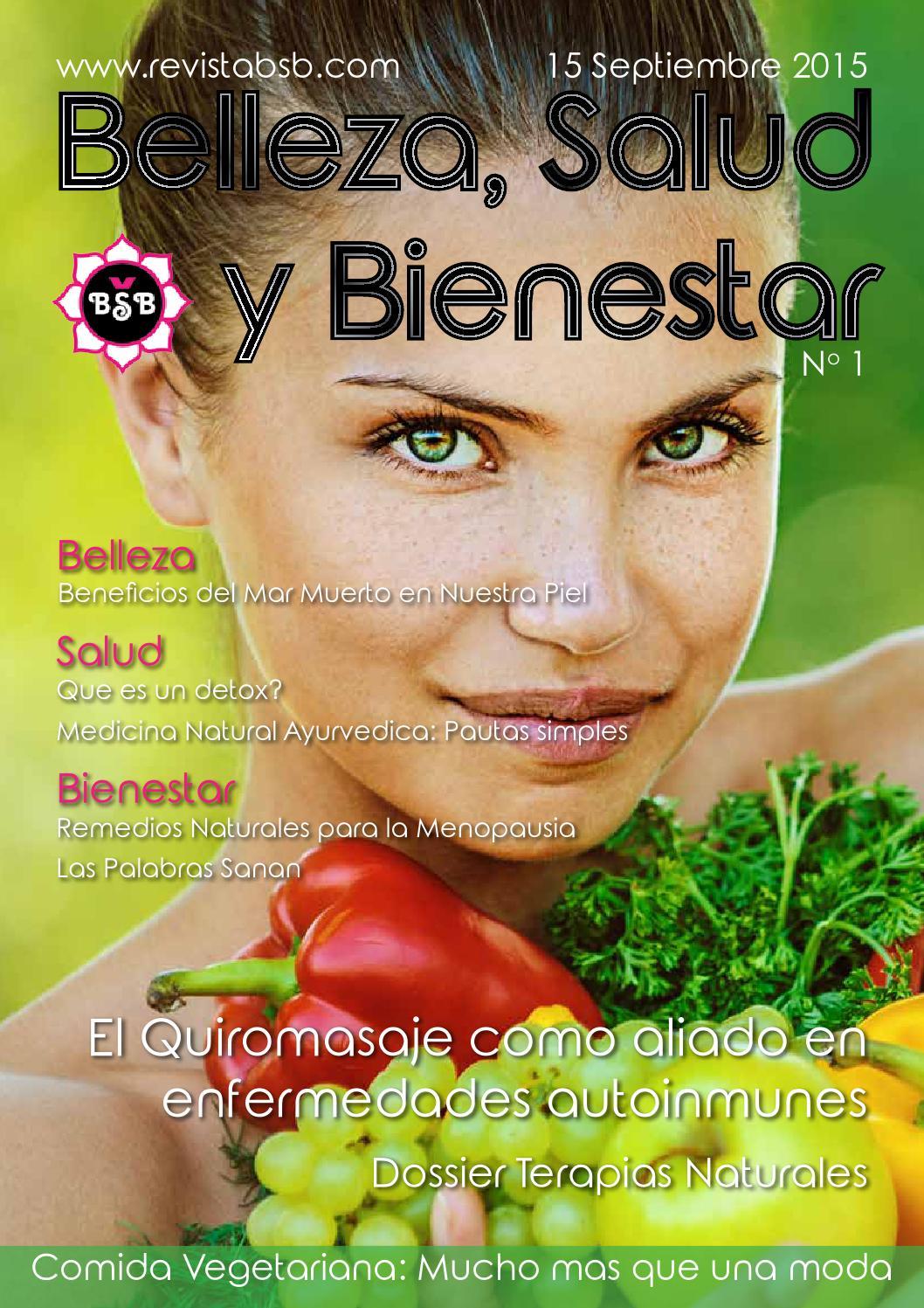 Revista belleza salud y bienestar nr1 by mallorcamente - Nombres de centros de belleza ...