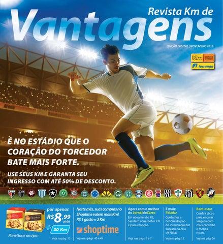 Revista Km de Vantagens - Novembro VIP by Km de Vantagens - issuu fe9c501b61232