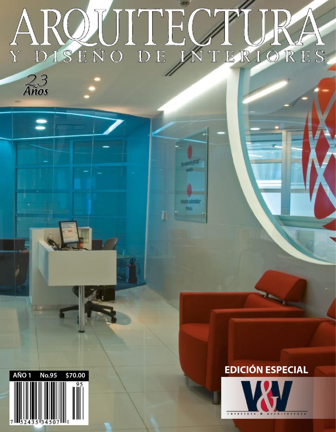 Arquitectura y dise o de interiores 95 by arquitectura y for Arquitectura de interiores universidades