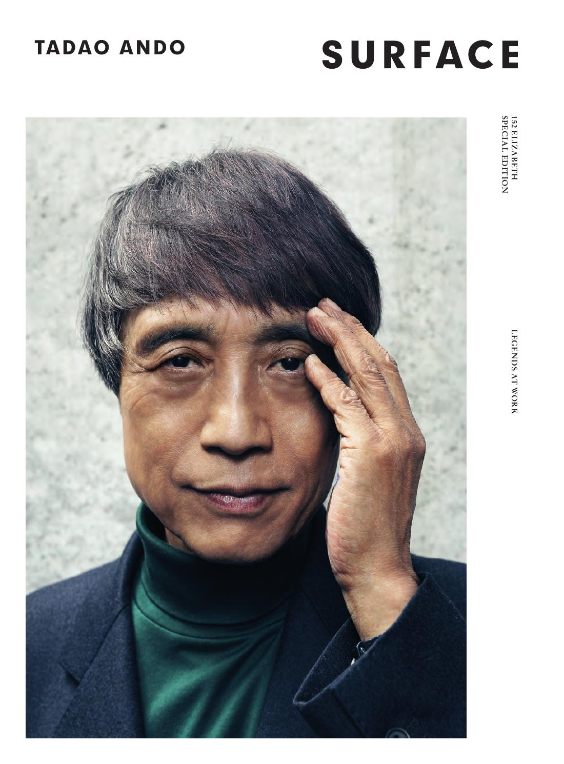 Surface Tadao Ando February 2015 By Surfacemag Issuu Andrew Smith Grey Formal Trousers Abu 34