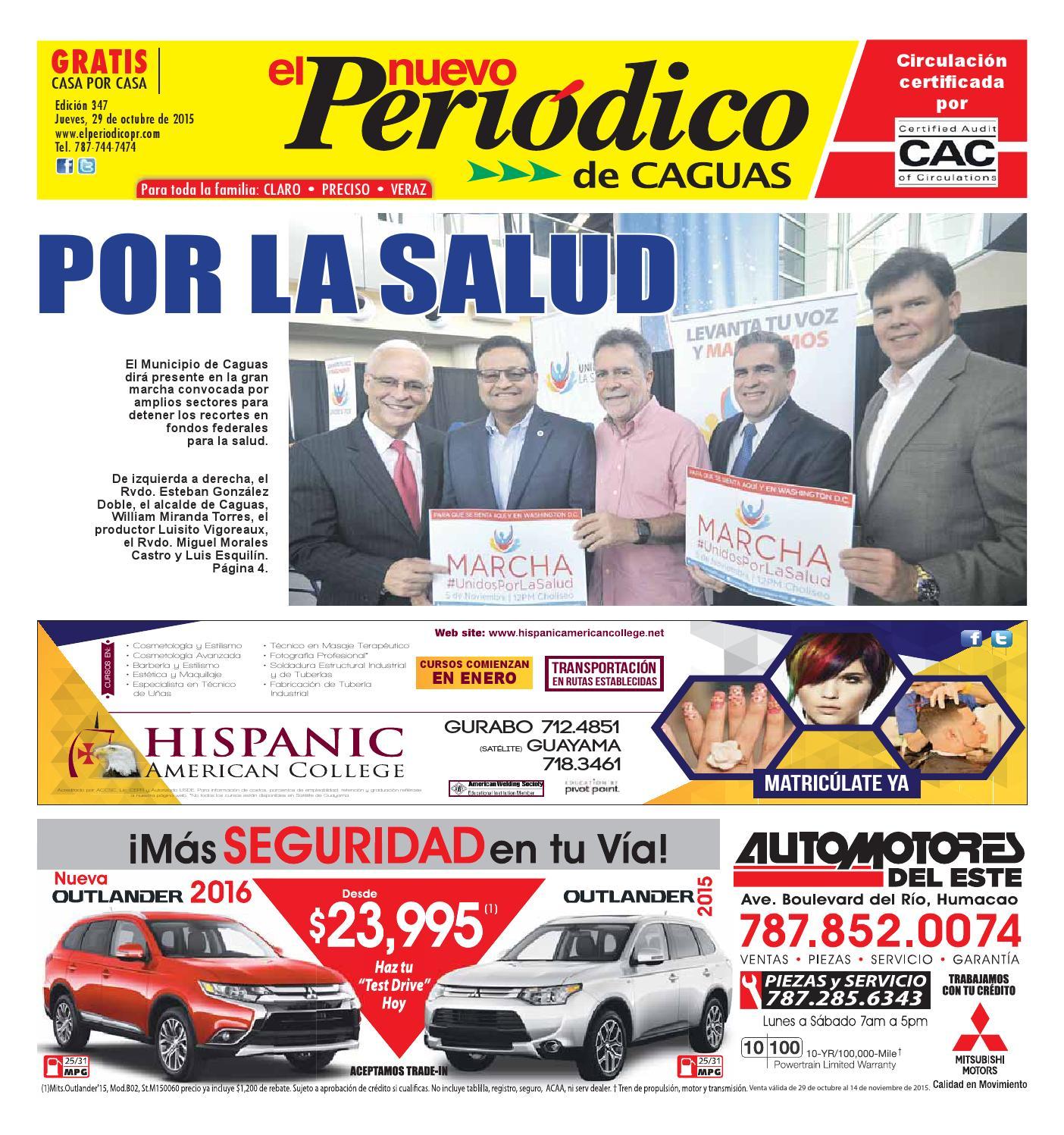 El Nuevo Peri³dico 347 by El Nuevo Periodico de Caguas issuu