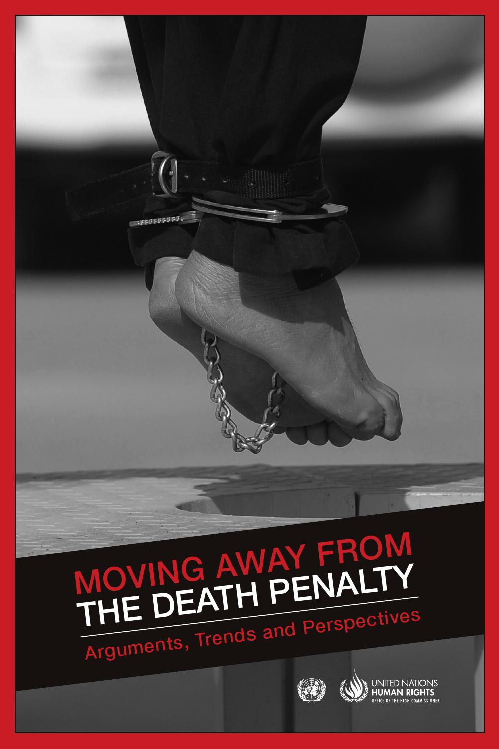 an argument against the death penalty in the eye of morality Argument against the death penalty life is sacred this is an ideal that the majority of people can agree upon to a certain extent for this reason taking the life of another has always been considered the most deplorable of crimes, one worthy of the harshest available punishment.