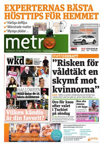 20151030 se stockholm by Metro Sweden - issuu e35ddf539c81a