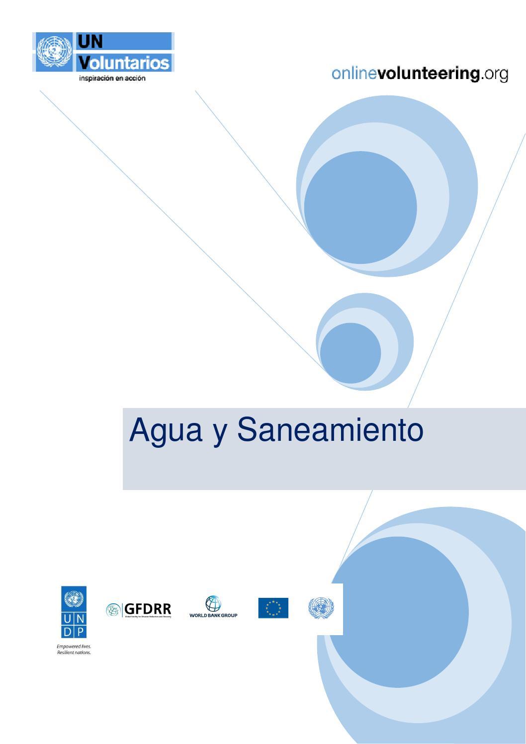 Undp bo agua saneamiento by PNUD-ART Bolivia - issuu