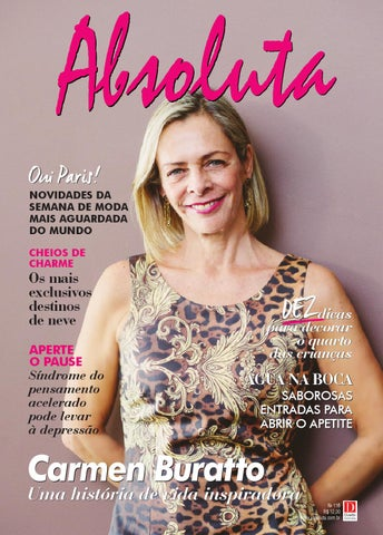 Revista Absoluta 116 by Absoluta - issuu 11be697220