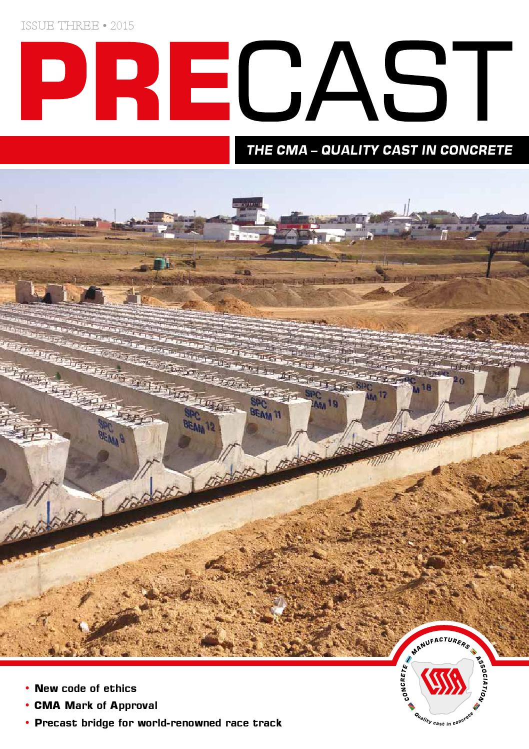 Precast Issue 3 2015 By Isikhova Publishing Issuu