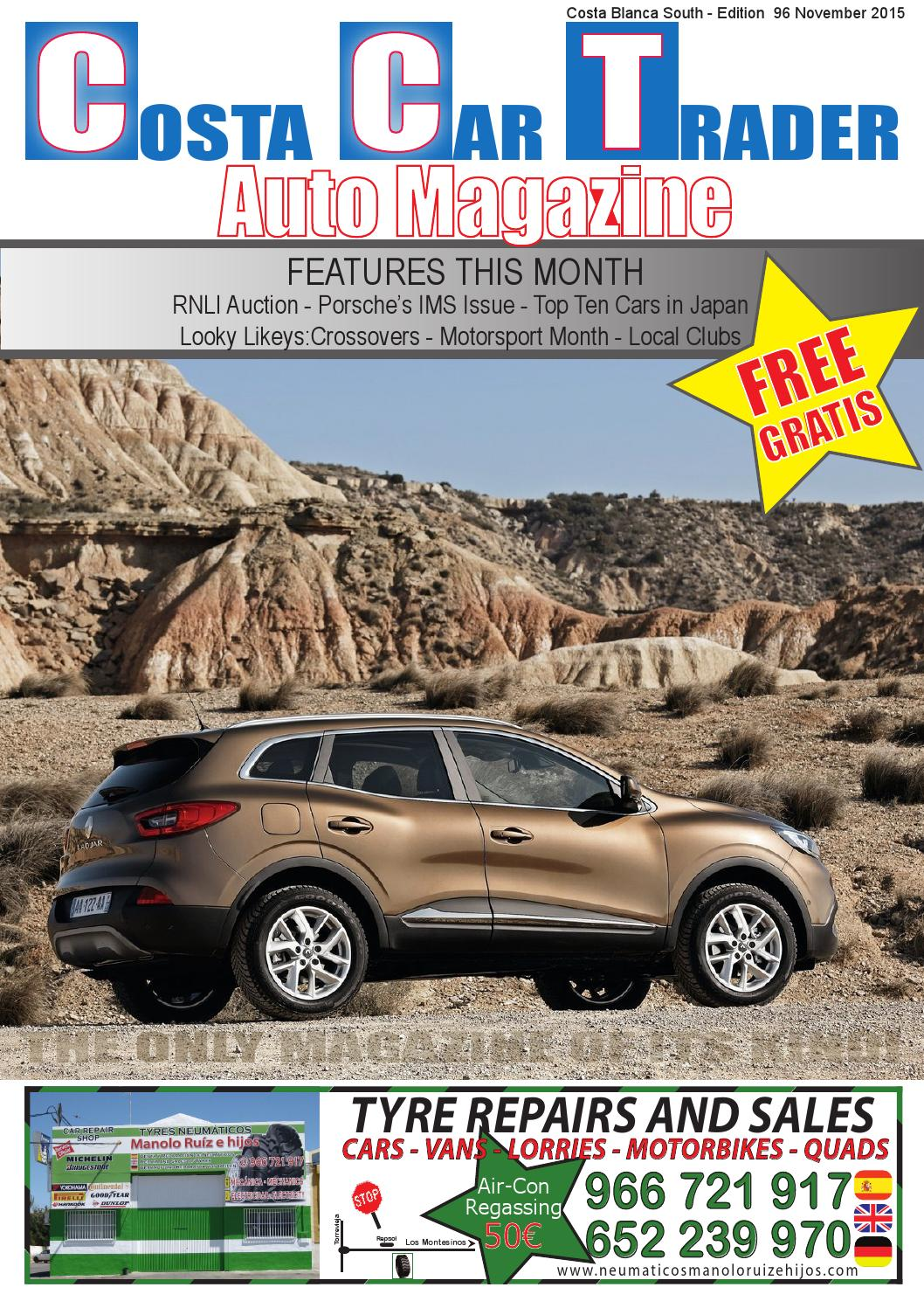 Cct Noviembre 2015 by Costa Car Trader - issuu