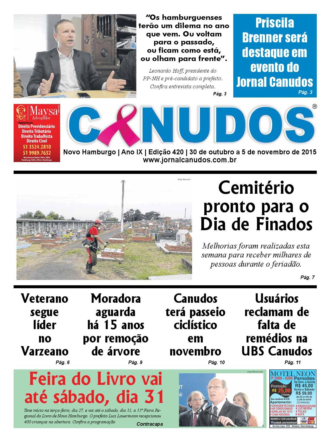 c81b3c5d6e Jornal Canudos Edição - 420 by Jornal Canudos - Comercial - issuu