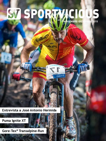 Sportvicious Noviembre-Diciembre 2015 by Sportvicious - issuu 47807e1f78b2