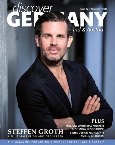 Discover Germany Issue 32 November 2015 By Scan Group Issuu