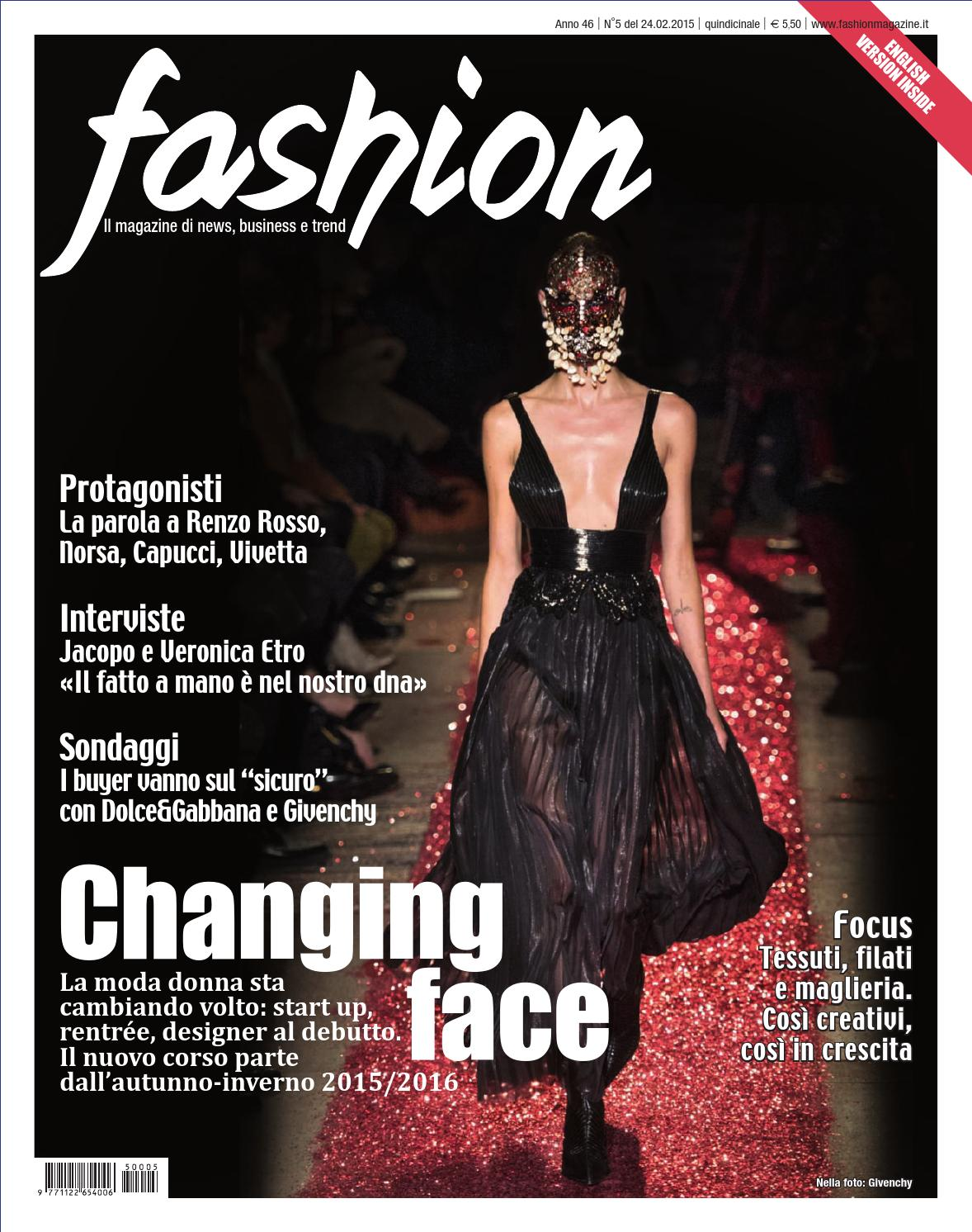 Fashion 5 2015 by Fashionmagazine - issuu bbd5f20504